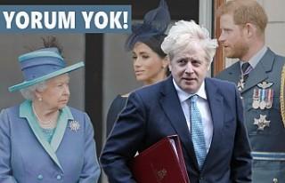 Boris Johnson, Kraliyet Ailesindeki Tartışmaya Mesafeli