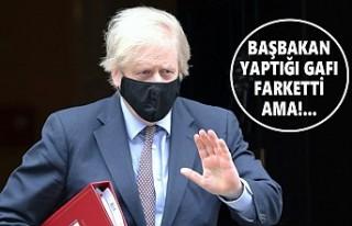 Boris Johnson Önce Konuştu, Sonra O Sözleri Geri...