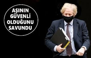 Boris Johnson, Oxford-AstraZeneca Aşısı İçin...