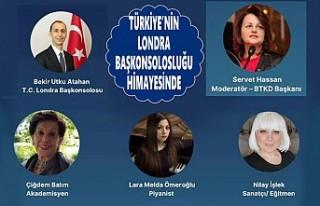 Britanya Türk Kadınları Derneği, Dünya Kadınlar...