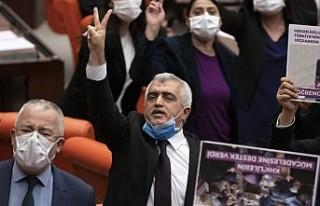 HDP'li Gergerlioğlu'nun Milletvekilliği...