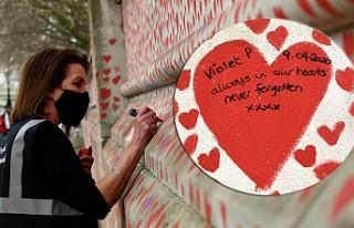 İngiltere'de Koronavirüsten Ölenler O Kalplerde...