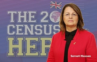 İngiltere Türk Toplumuna 'Nüfus Sayımına...