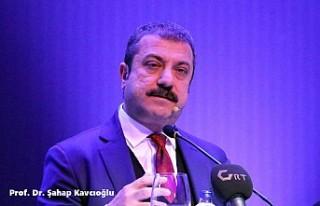 Merkez Bankası Başkanlığına Şahap Kavcıoğlu...