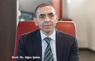 Prof. Dr. Uğur Şahin, Bağışıklık İçin Tarih...