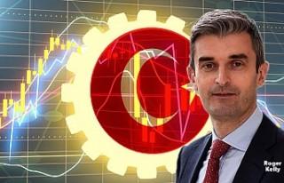 Roger Kelly'den Türkiye Ekonomisine Övgü