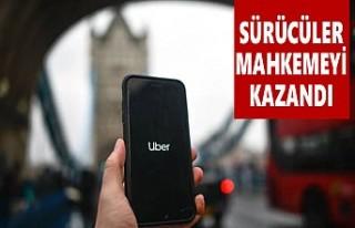 Uber İngiltere'de Artık Böyle Çalışacak