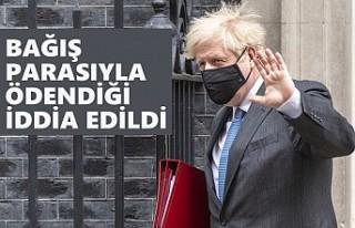 Başbakan Johnson'a Konut Tadilat Parası İçin...