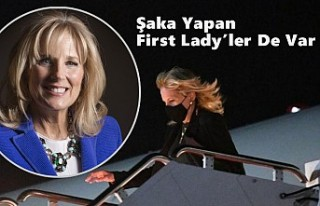 First Lady'den 1 Nisan Şakası