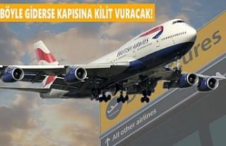 Heathrow Havalimanı'nın Yolcu Sayısında Rekor...
