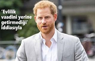 Hindistan'da Bir Kadın Prens Harry'den...