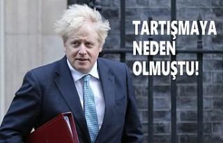 İngiltere Başbakanı Johnson, Hindistan Ziyaretini...