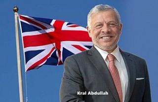 İngiltere'den Ürdün Kralı II. Abdullah'a...