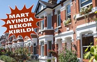 İngiltere'de Konut Satışlarında Büyük Artış!