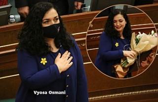 Kosova'nın Yeni Cumhurbaşkanı 38 Yaşında