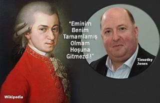 Mozart'ın Yarım Kalan Bestelerini İngiliz...
