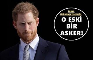 Prens Harry Kendini Topluma Adadı