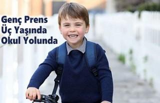 Prens Louis Ana Okuluna Başladı