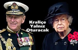 Prens Philip'in Cenaze Töreninde Kraliyet Protokolü...