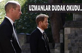Prens William İle Prens Harry Cenazede Ne Konuştu?