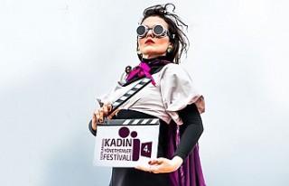 Uluslararası Kadın Yönetmenler Festivali'nde...