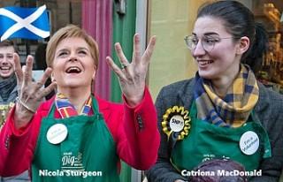"""İskoçya, """"Bağımsızlık İçin"""" Seçime..."""