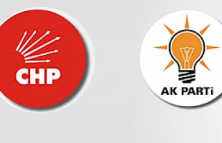 AK Parti'ye CHP'den büyük katılım