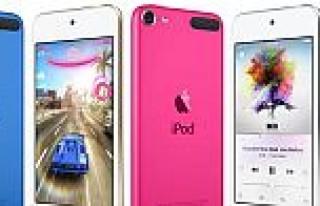 Apple 6. Nesil iPod tanıtıldı, işte fiyatlar
