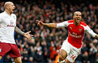 Arsenal, ligde Aston Villa'yı farklı yendi:5-0