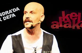 Atalay Demirci standup şovuyla Londra'da