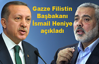 Başbakan Erdoğan Gazze'ye gidecek