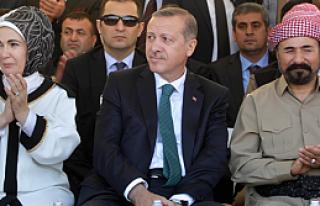 Başbakan Erdoğan'dan 'Kürtçe ana dil' sözü
