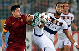 Bayern Münih, 7 golle Roma'yı yaktı!