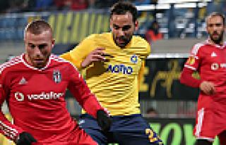 Beşiktaş, 2-0'ı koruyamadı Asteras'la berabere...
