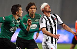 Beşiktaş, Akhisar Belediyespor'u 3-1'le geçti