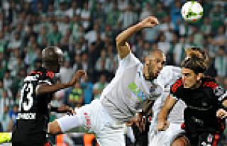 Beşiktaş, Bursaspor'u Olcay'ın plasesiyle avladı