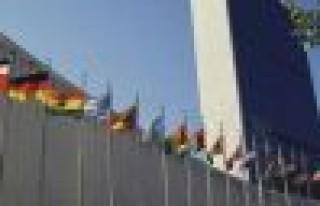 BM'den Suriye'ye kınama