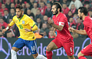Brezilya Türkiye'yi 58 yıl sonra da 4-0 mağlup...