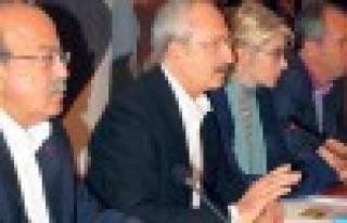 CHP yönetimine, 'Tutuklu vekil' tepkisi