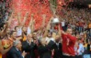 Cumhurbaşkanlığı Kupası Galatasaray'ın