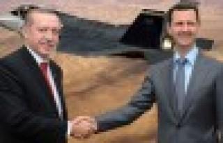 Erdoğan cezayı kesti, Suriye'ye hava sahası kapatıldı