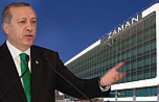 Erdoğan Zaman gazetesine tazminat davası açtı