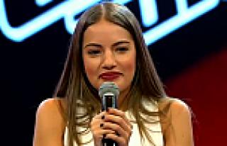Felicity Topkaya, 'O Ses Türkiye'yi büyüledi