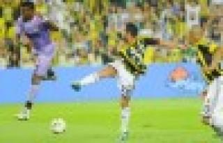 Fenerbahçe: 1 - Manisaspor: 1