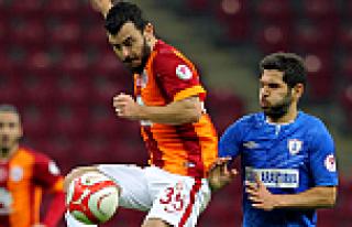 Galatasaray, FMB Balçova Yaşamspor'u 3-1'le geçti