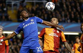 Galatasaray'ı 2-0'la geçen Chelsea çeyrek finalde