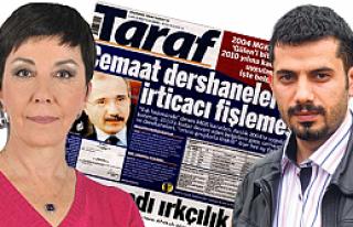 Gülay Göktürk, Taraf ve Baransu'ya ders verdi!