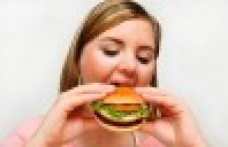 Hamburger ekmeği çikolatadan daha zararlı