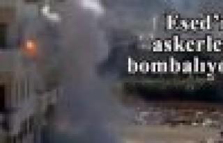 Humus'ta ölü sayısı 337'ye yükseldi