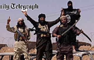 İngiliz Daily Telegraph'tan şok IŞİD iddiası!